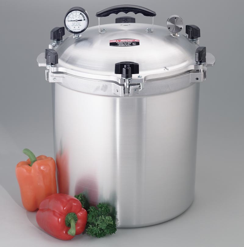 All American #910 Pressure Cooker/Canner