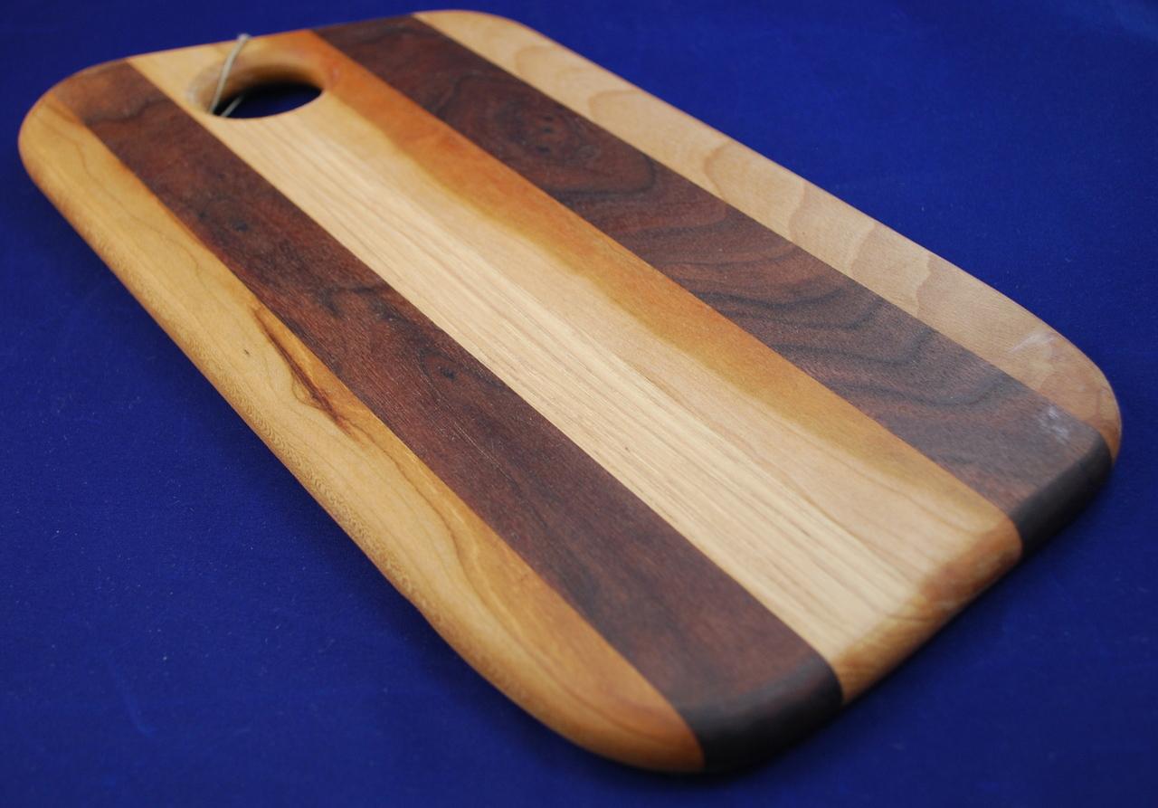 Cutting Board- Mixed Hardwoods