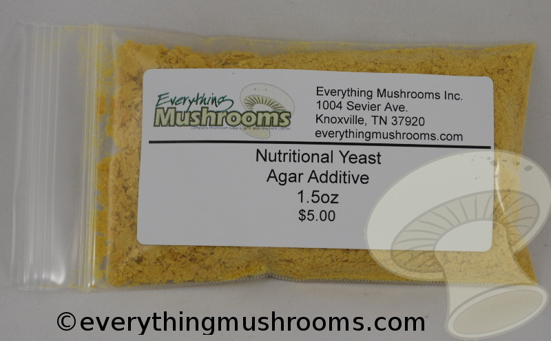 Nutritional Yeast 1.5 oz